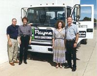 Boyett Family Rayne Water Conditioning