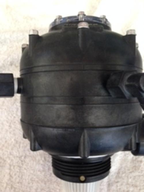 Kinetico water softener complete valve 1