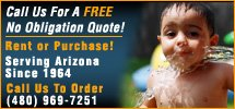 contact information call for a free quote 480-969-7251