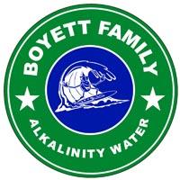 Boyett Family Alkalinity Water