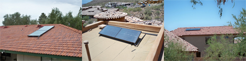 RADCO Solar Water Heating System