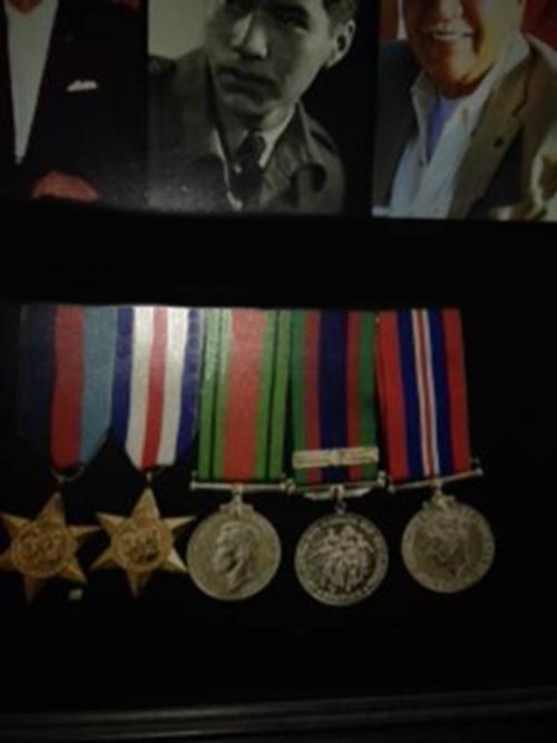 roys medals