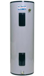 Hot water heaters gas and electric